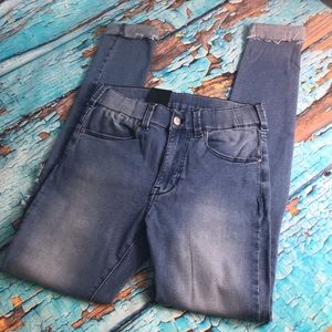 Dr. Denim Distressed Jeggings
